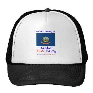 Idaho TEA Party - We're Taxed Enough Already! Cap