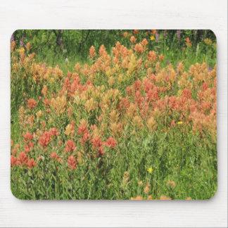 Idaho Wildflowers Mouse Pad