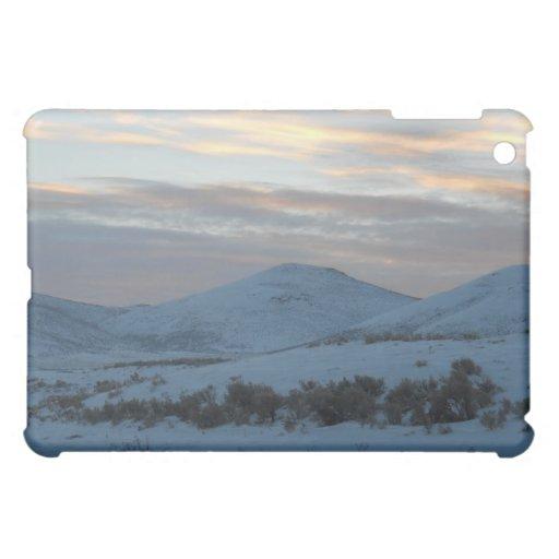 Idaho winter iPad mini case