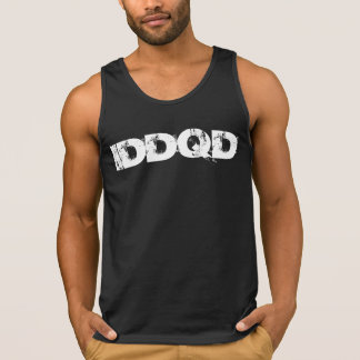 IDDQD White Font