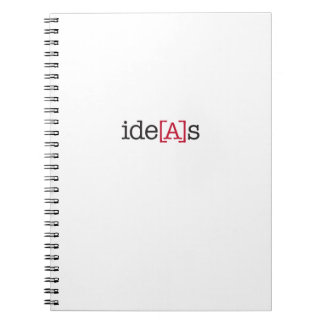 ide[A]s Notebooks