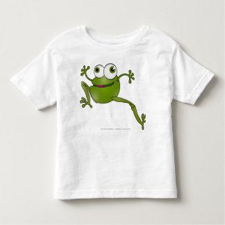 Ide Zmija Zaba - Running Snake - Frog Toddler T-Shirt