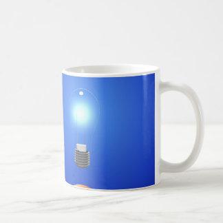 Idea Basic White Mug