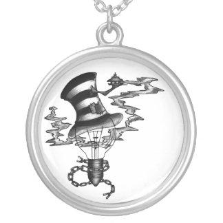 Idea Round Pendant Necklace
