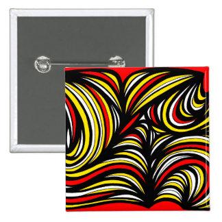 Idea Phenomenal Amiable Bright 15 Cm Square Badge