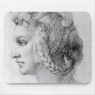 Ideal Head of a Woman, c.1525-28 Mouse Mat