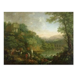 Ideal Landscape, 1776 Post Cards