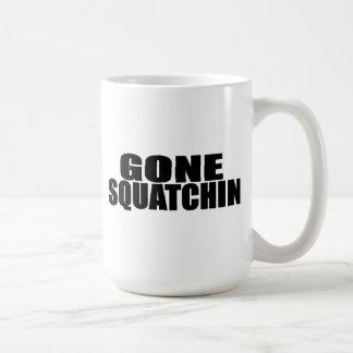 IDENTICAL to BOBO's *ORIGINAL* GONE SQUATCHIN Mug