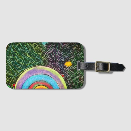 Identifier of Suitcase Luggage Tag