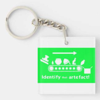 Identify that Artefact Key Chain