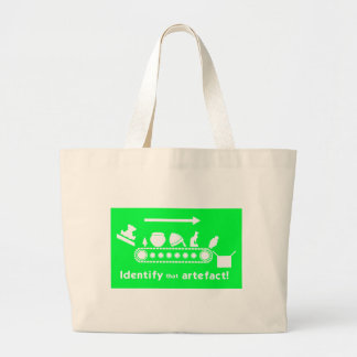 Identify that Artefact Tote Bag