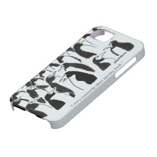 Identity Theft iPhone 5 Cover