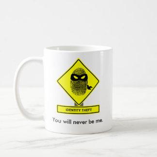 Identity Theft Mug