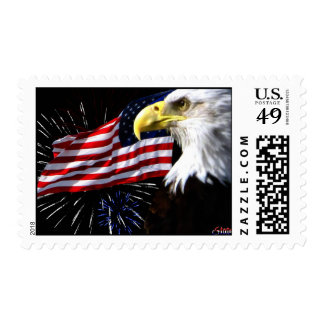 Idependence Postage Stamps