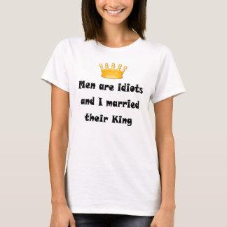 Idiot King T-Shirt