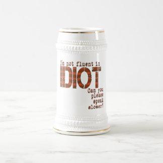 Idiot - Stein
