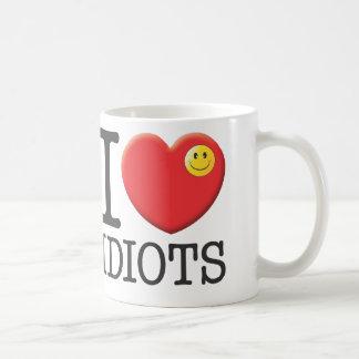 Idiots Coffee Mug