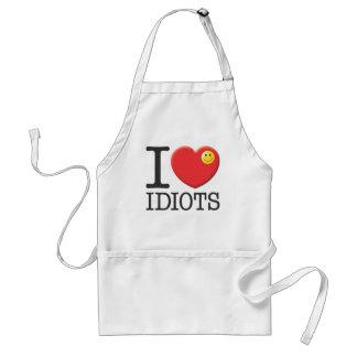 Idiots Standard Apron