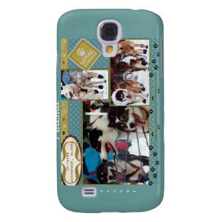 Iditarod Loyal Companions Galaxy S4 Cases