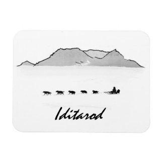 Iditarod Magnet