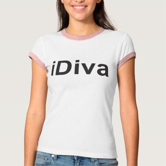 iDiva not iPhone or iPad fun witty humorous