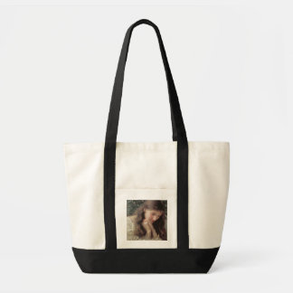 Idle Tears (w/c on paper) Tote Bag
