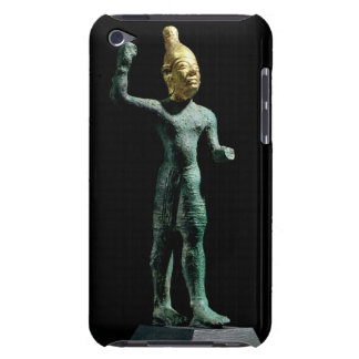 Idol of the storm god Baal, from Syria, Bronze Age Barely There iPod Cases