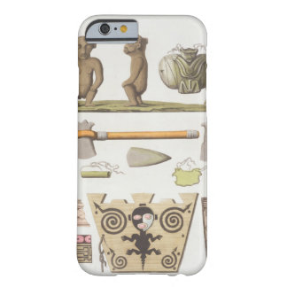 Idols of the Caribbeans (colour engraving) Barely There iPhone 6 Case