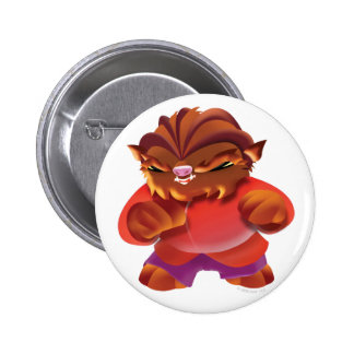 Idolz Monsters Truf 6 Cm Round Badge