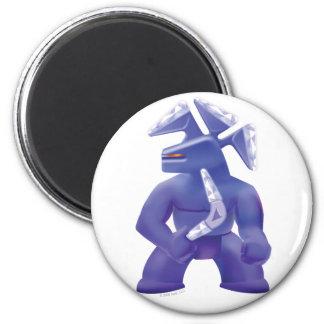 Idolz Totemz Bek 6 Cm Round Magnet