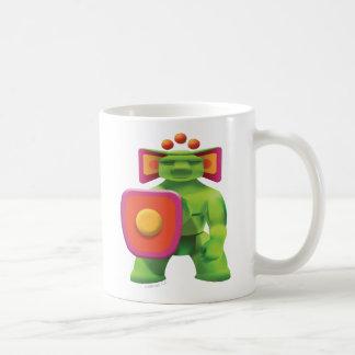Idolz Totemz Jabr Basic White Mug