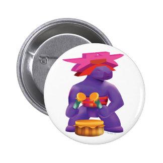 Idolz Totemz Kaz Button