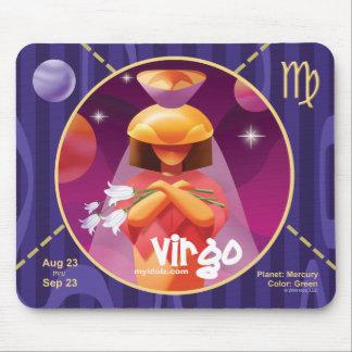 Idolz Virgo Mouse Pad