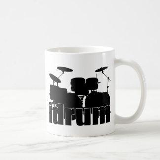 iDrum Coffee Mug