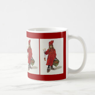 Iduna and The Magic Apples Basic White Mug