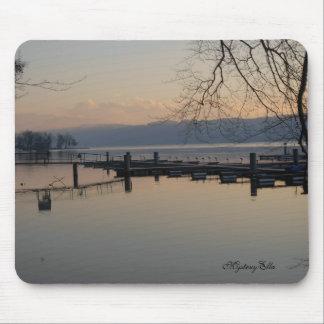 """idyllic evening tendency"" by mysteryella mousepads"