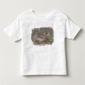Idyllic Landscape, from Herculaneum, T Shirts