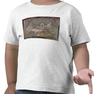 Idyllic Landscape, from Herculaneum, T-shirt