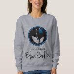 IE Blue Belles sweatshirt