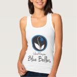 IE Blue Belles tank! Shirt