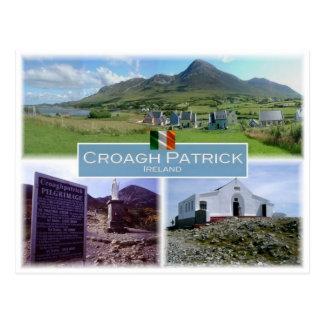 IE Ireland - Croagh Patrick - Postcard