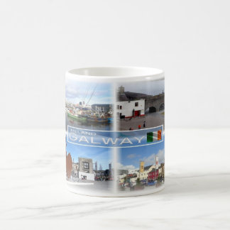 IE Ireland -   Galway - Coffee Mug
