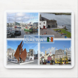 IE Ireland - Galway - Mouse Mat