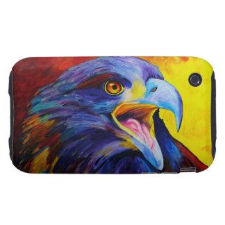 iEagle - Bald Eagle iPhone Cover Tough iPhone 3 Cover