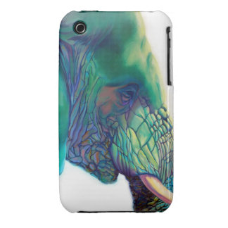 iElephant - Elephant iPhone Cover iPhone 3 Case-Mate Cases