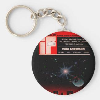 If - 1974-12_Pulp Art Basic Round Button Key Ring