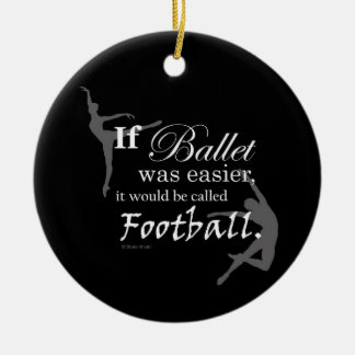 If Ballet Was Ornament (customizable)