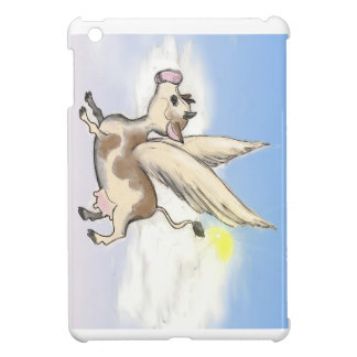 If Cows could fly... iPad Mini Covers