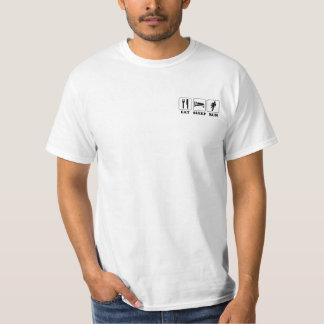 If Found... Back Print T-Shirt