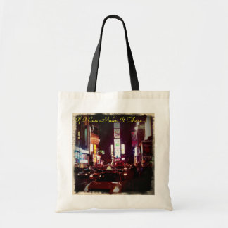 If I Can NYC Tote Bags